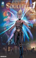 All-new Michael Turner's Soulfire #1