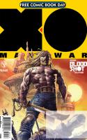 Valiant: X-o Manowar 2017 Fcbd Special