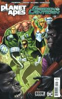 Planet Of The Apes/green Lantern #2