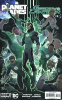 Planet Of The Apes/green Lantern #3