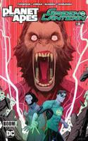 Planet Of The Apes/green Lantern #4