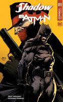 The Shadow/batman #1