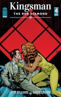 Kingsman: The Red Diamond #4 (of 6)