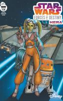 Star Wars Forces Of Destiny-hera #1