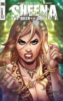 Sheena: Queen Of The Jungle #6