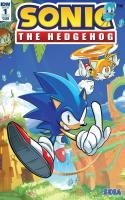 Sonic The Hedgehog #1