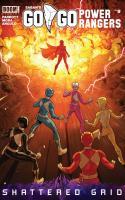 Go Go Power Rangers #9