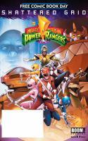 Fcbd 2018 Mighty Morphin Power Rangers #1