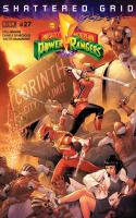 Mighty Morphin Power Rangers #27