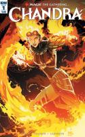 Magic: The Gathering: Chandra #1