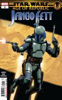 Star Wars: Age Of Republic - Jango Fett #1
