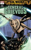 Star Wars: Age Of Republic - General Grievous #1