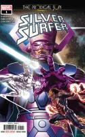 Silver Surfer: The Prodigal Sun #1