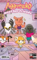 Aggretsuko Meet Her Friends #1