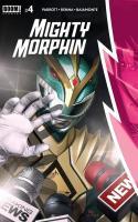 Mighty Morphin #4