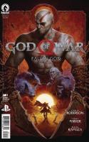 God Of War: Fallen God #1