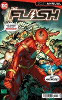 Blink Of An Eye Finale - The Flash Annual 2021