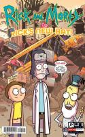 Rick And Morty: Rick's New Hat #2