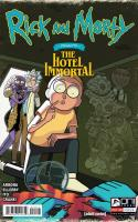 Rick And Morty Presents: The Hotel Immortal #1