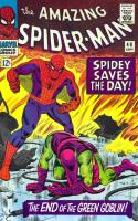 Spidey Saves The Day! Featuring: The End Of The Green Goblin!