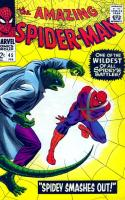 Spidey Smashes Out!
