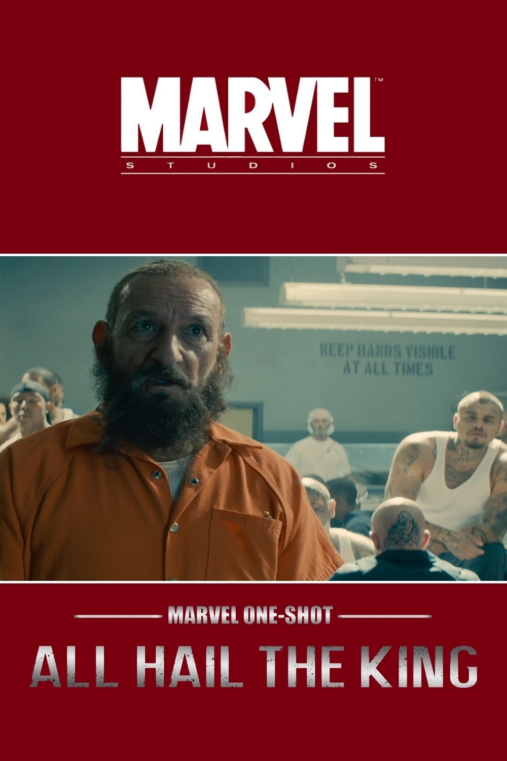 marvel film one shot