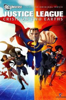 Justice League : Conflit sur les deux Terres