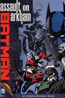 Batman : Assault on Arkham