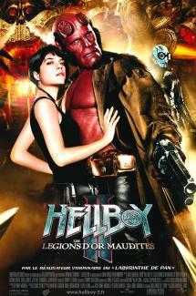 Hellboy 2 : Les légions d'or maudites