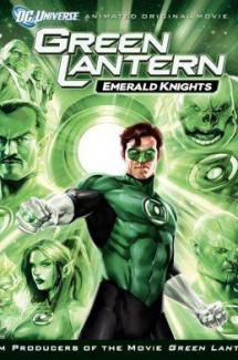 Green Lantern : Les Chevaliers d'émeraudes