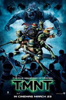 TMNT: Les Tortues Ninjas