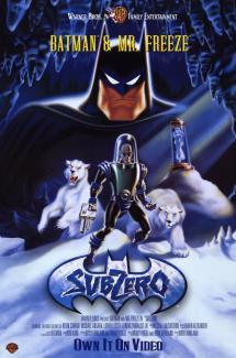 Batman & Mr Freeze : Subzero