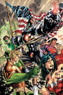 Justice League Part 2