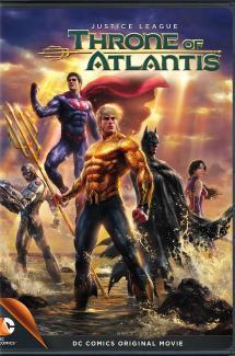 Justice League : Le Trône de l'Atlantide