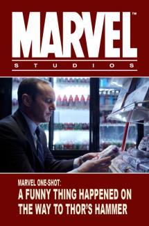 Une drôle d'histoire en allant voir le marteau de Thor (Marvel One-Shot)