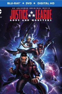 Justice League : Dieux et Monstres