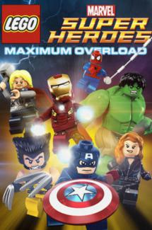 Lego Marvel Super Heroes : Puissance Maximum