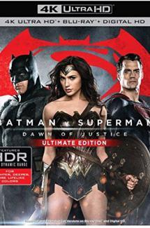 Batman v Superman : L'Aube de la Justice - Ultimate Cut
