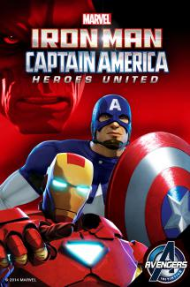 Iron Man & Captain America : Heroes United