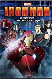 Iron Man : L'Attaque des technovores