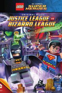 Lego DC : Justice League vs Bizarro