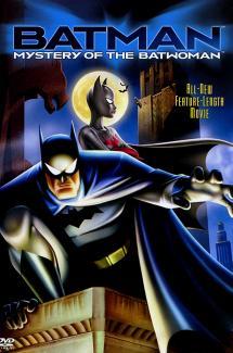 La mystérieuse Batwoman