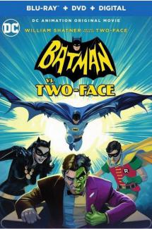 Batman vs. Two-Face