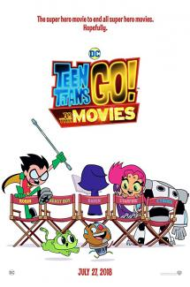 Teen Titans GO! to the Movies