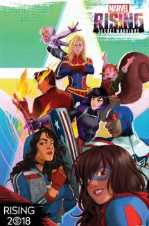 Marvel Rising : Secret Warriors