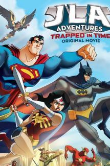 Les aventures de la Ligue des Justiciers : Piège Temporel
