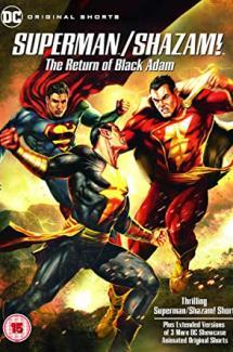 Superman/Shazam! : The Return of Black Adam