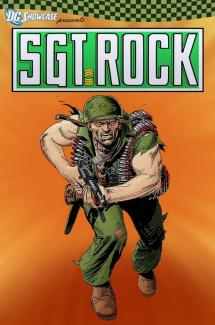 DC Showcase : Sgt. Rock