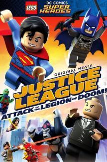 Lego DC Comics Super Heroes - La ligue des justiciers : L'attaque de la Légion maudite