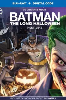 Batman : Un Long Halloween, 1ère Partie
